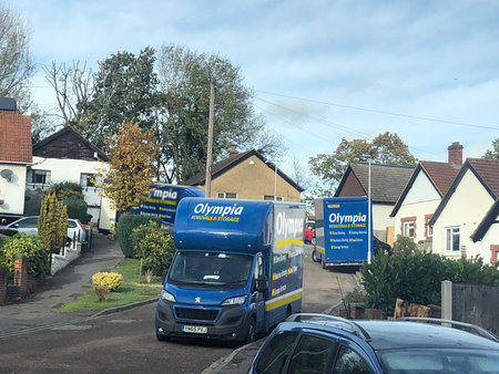 Leicester removals company