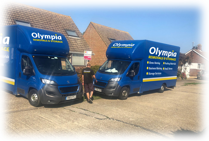 Olympia Removals & Storage
